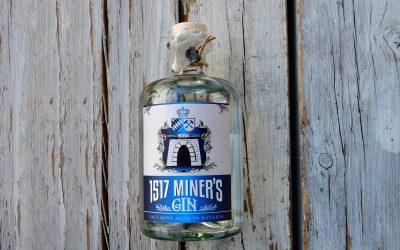 1517 Miners Gin