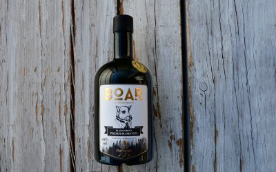 BOAR Blackforest Premiun Dry Gin