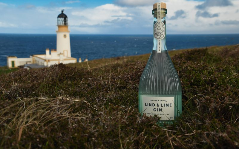 Ginisin, Bin Blogger, Gin is in, Lind and Lime, Lind & Lime