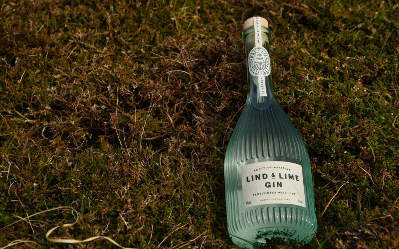 Lind and Lime, Ginisin, Bin Blogger, Gin is in