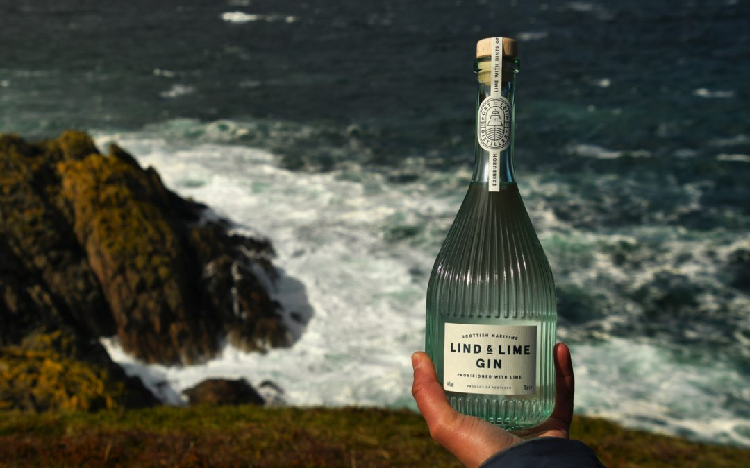 Lind and Lime London Dry Gin