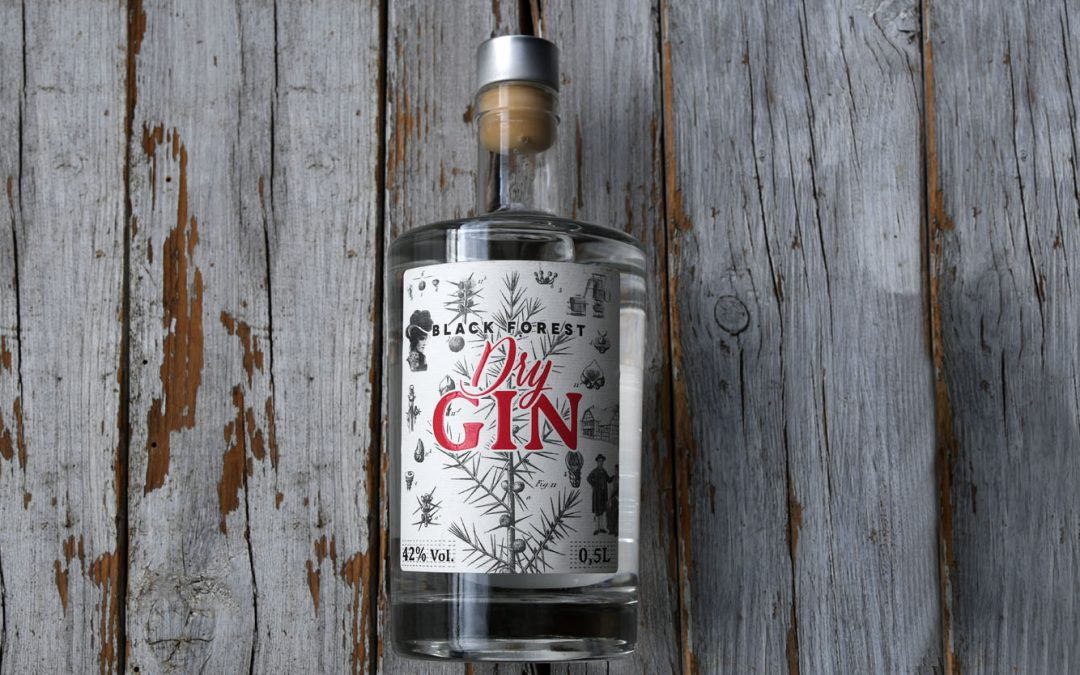 Fies Black Forest Dry Gin