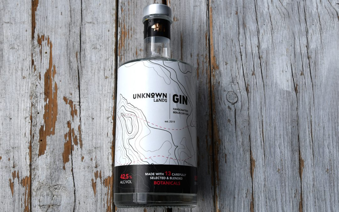 UNKNOWN Lands Gin