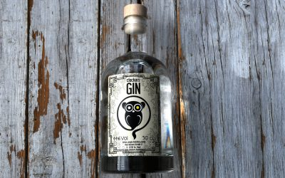 Clockers Gin
