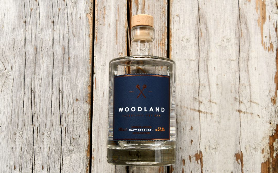 Woodland Navy Strength Gin